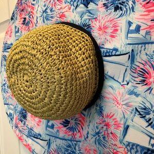 Lilly Pulitzer 🌺 Sun Beach Wide Brim Hat